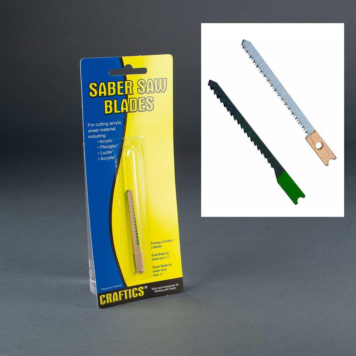 Craftics Saber Saw Blade Detail