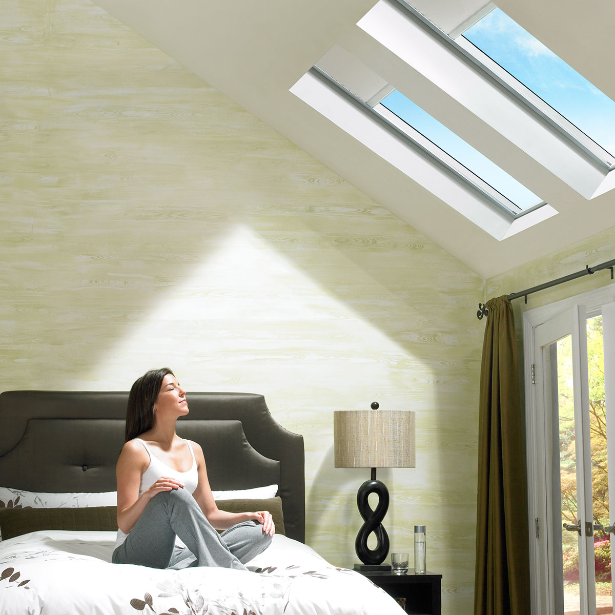 Velux Fixed Curb Mount Skylight